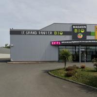 Le Grand Panier Bio Montauban-de-Bretagne