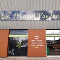 Le Grand Panier Bio Lannilis