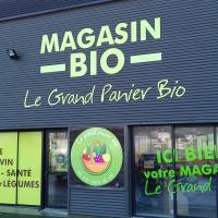 Le Grand Panier Bio Plouër-sur-Rance