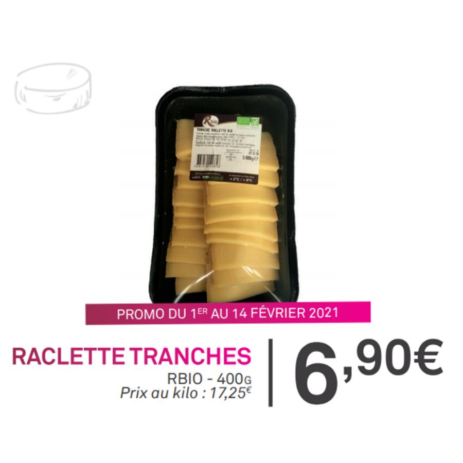 Raclette Le Grand Panier Bio